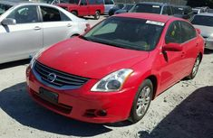 2007 Nissan Maxima Red for sale
