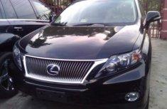 Lexus RX450 2014 Black for sale