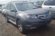 Acura MDX 2014 grey for sale
