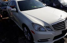 Mercedes Benz E300 2013 White for sale
