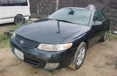 Toyota Solara 2000 Black for sale