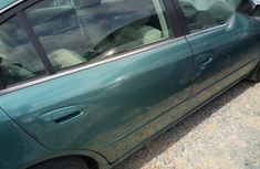 Clean Nissan Altima 2003 Green for sale