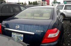Nissan Teana 2008 Blue for sale