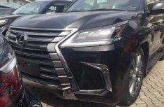 Lexus LX570 2014 Black for sale