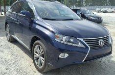 2014 LEXUS RX350 Blue for sale