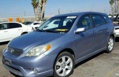 Blue 2005 Toyota Matrix for sale