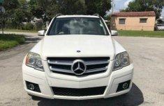 Mercedes Benz GLK350 2009 white for sale