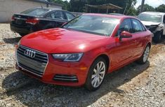 Audi A4 2007 Red for sale