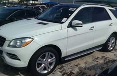 2015 Mercedes Benz ML350 for sale