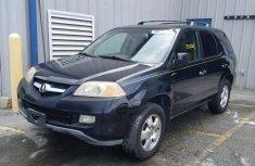 2010 Acura MDX Black for sale