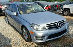 2008 Mercedes Benz C300 Silver for sale