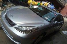Lexus ES330 2006 Silver for sale