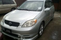 Toyota Matrix 2006 for sale Silver