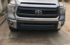 Toyota Tundra 2014 Silver for sale