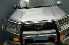 Toyota 4-Runner 2012 Silver for sale