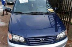 Toyota Picnic 2002 Blue for urgent sale