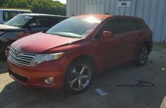 2015 Tokunbo Toyota Venza Red for sale