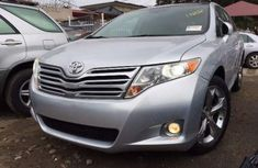 2015 Tokunbo Toyota Venza Silver for sale