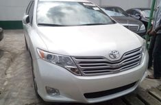 2015 Tokunbo Toyota Venza White for sale