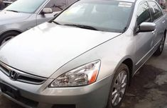 Honda Accord DC 2006 Silver for sale