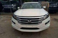 2012 Honda Accord Cross Tour White for sale