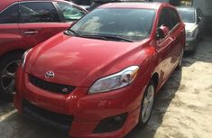 2010 Toyota Matrix Red for sale