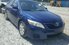 2010 Toyota Camry Blue for sale