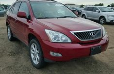 Lexus RX330 2007 Red for sale