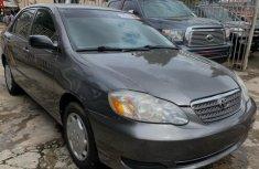 2006 Toyota Corolla Grey for sale
