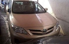 2010 Toyota Corolla Gold for sale