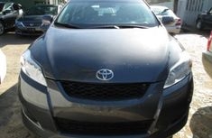 2010 Toyota Matrix Grey for sale