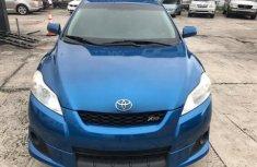 2010 Toyota Matrix Blue for sale