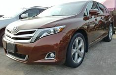 2015 Toyota Venza XLE AWD Brown For Sale