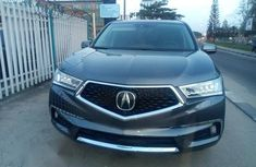Super Clean Acura MDX 2017 Gray for sale