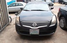 Nissan Altima 2008 Black for sale