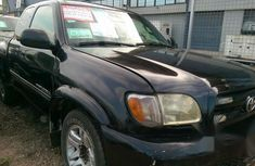 Toyota Tundra 2003 Black for sale
