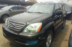 Lexus GX470 2007 Black for sale