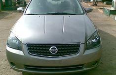 Super Nissan Altima 2006 Silver for sale