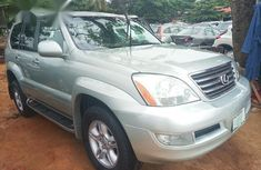 Lexus GX 470 2005 Silver for sale