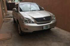 Lexus Rx 350 2006 Silver for sale