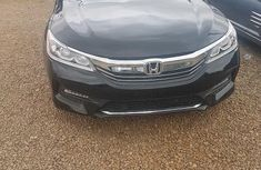 Honda Accord 2017 Black for sale