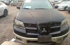 Mitsubishi Outlander 2003 Black for sale