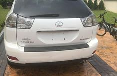 Lexus RX 350 2008 White for sale