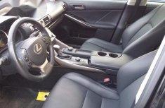 Lexus IS 250 2014 Black for sale