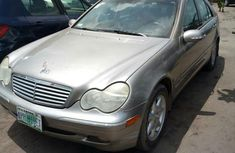 Mercedes-Benz C320 2005 Gold for sale