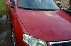 Volkswagen Passat 2008 Red for sale