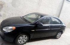 Hyundai Accent 2008 Black for sale