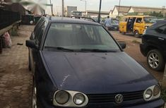 Volkswagen Golf 3 2000 Blue for sale