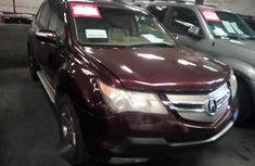 Acura MDX 2006 Red for sale