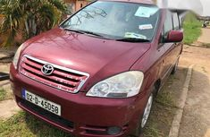 Toyota Avensis Verso 2002 for sale